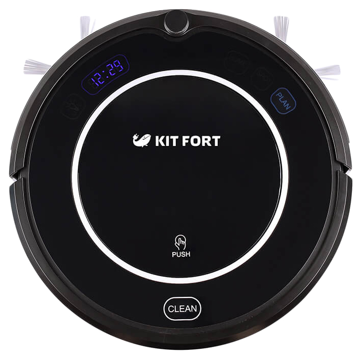 Робот-пылесос Kitfort  KT-504 Black