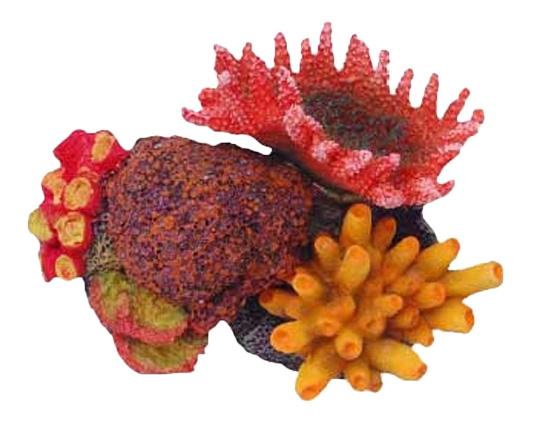 Искусственный коралл Fauna International кораллы на рифе,