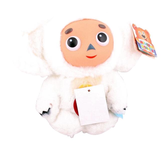 Купить Чебурашка, Мягкая игрушка Мульти-Пульти V85058/17es22 чебурашка белый озвученный мордочка 17 см, Мягкие игрушки персонажи