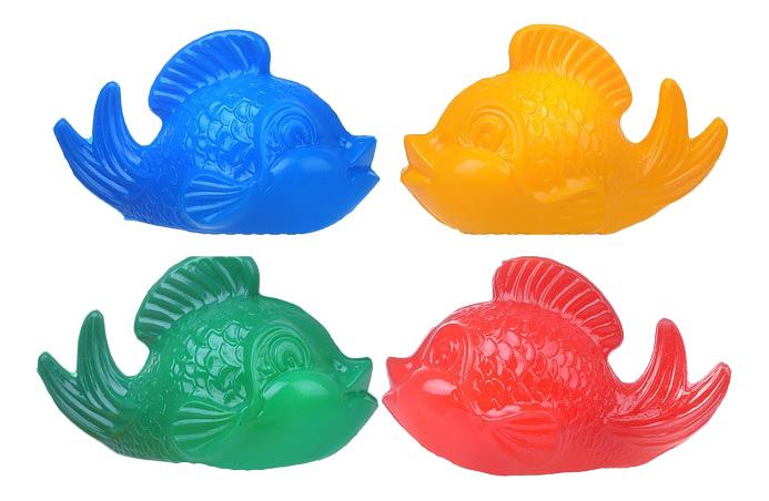 Игрушка для купания Счастливое детство Рыбки
