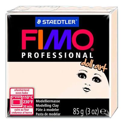 Глина для лепки Staedtler FIMO Полупрозрачный фарфор фото