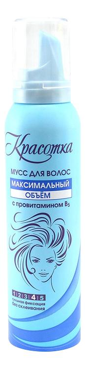 Мусс для волос КРАСОТКА 46 00104 02873