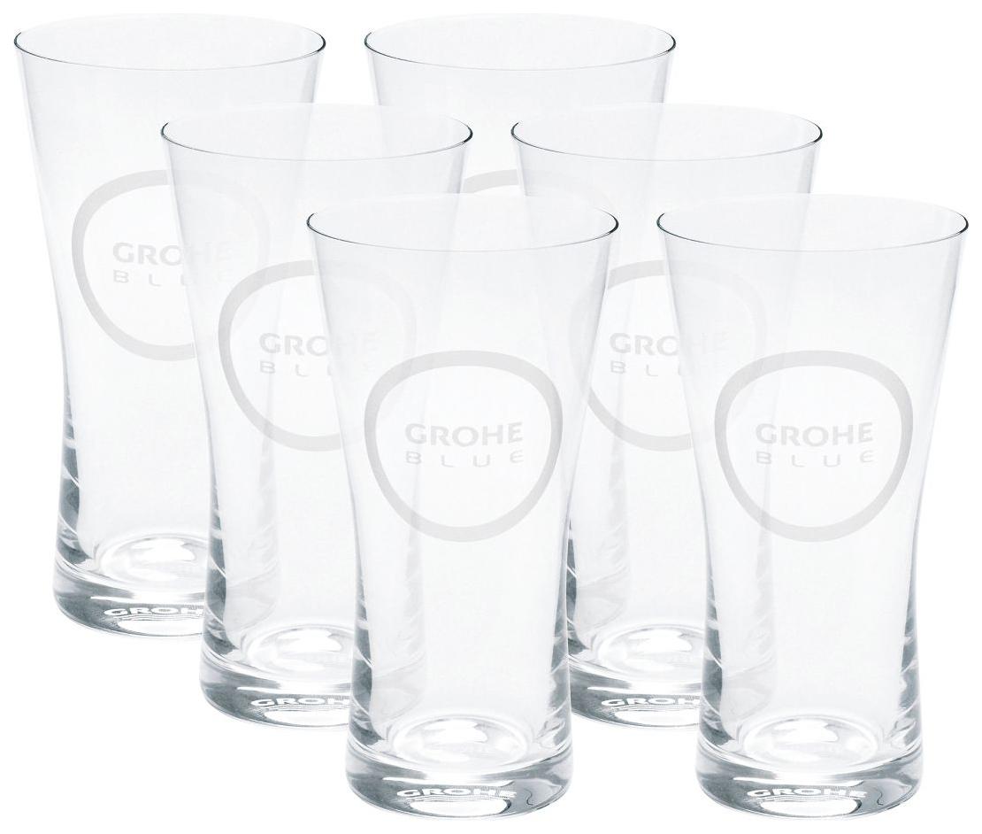 Набор стаканов Grohe grohe blue 250 мл 6шт фото