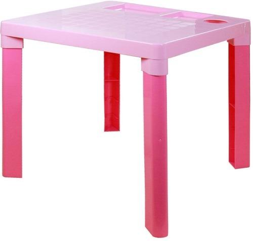 Купить Стол детский HITT Розовый (М2466), Детские столики