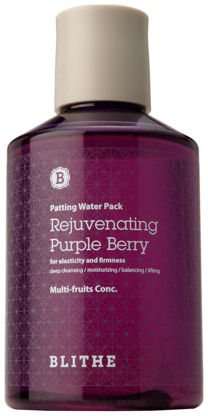 Маска для лица BLITHE Rejuvenating Purple Berry 200 мл фото