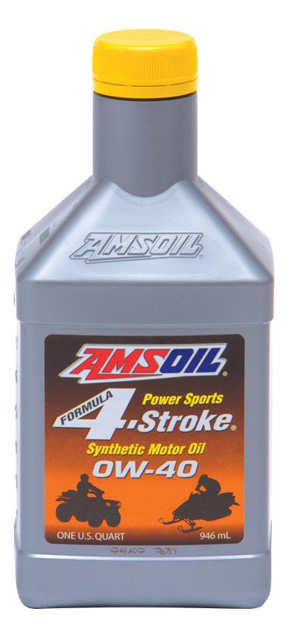 Amsoil formula 4 stroke elbow pad