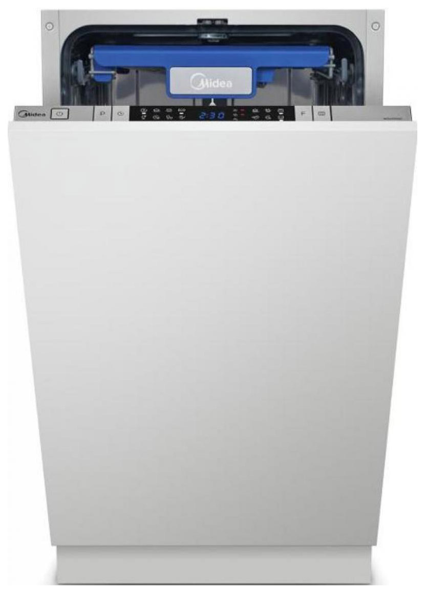 Встраиваемая посудомоечная машина 45 см Midea MID45S900