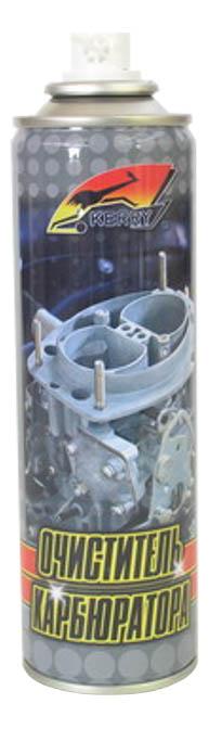 Очиститель карбюратора и воздушной заслонки KERRY