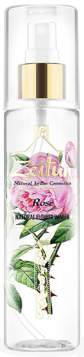 Средство для тела Zeitun Дамасская роза - цветочная вода 150 мл фото