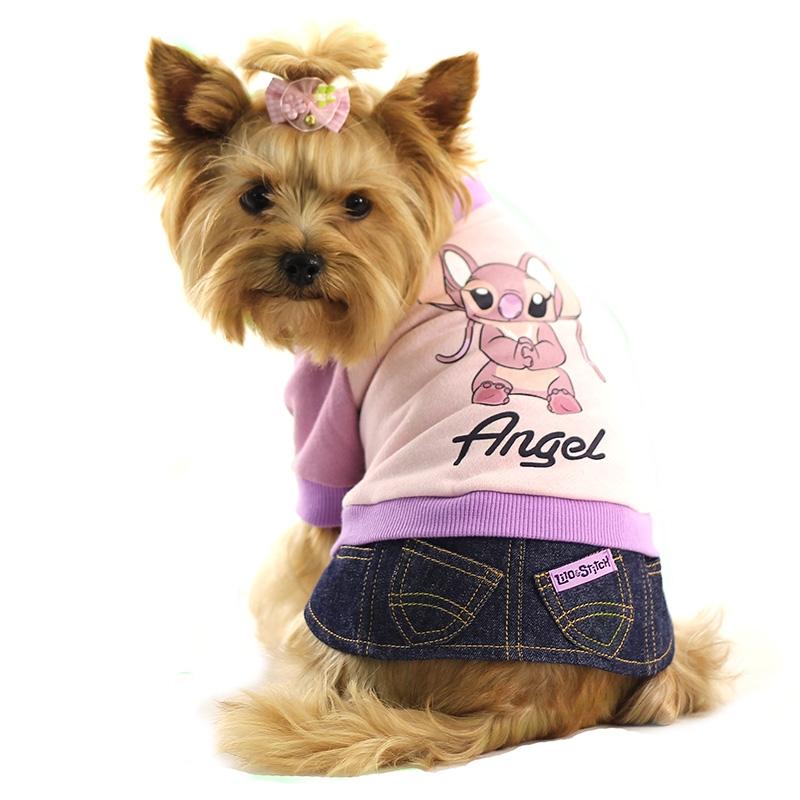 Толстовка, юбка для собак Triol Angel размер