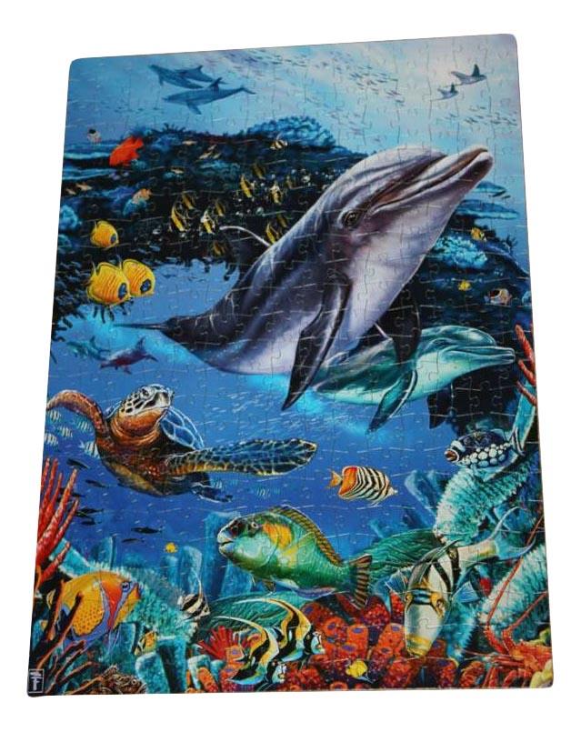 Пазл Step Puzzle Подводный мир фото