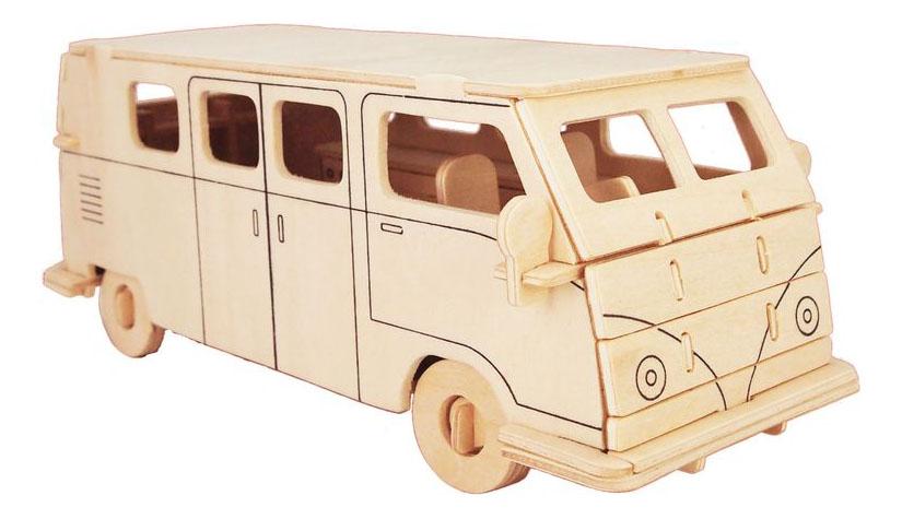 Модели для сборки Чудо Дерево Рейсовый автобус
