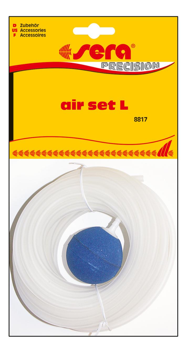 Набор аксессуаров Sera Air Set L для компрессоров,
