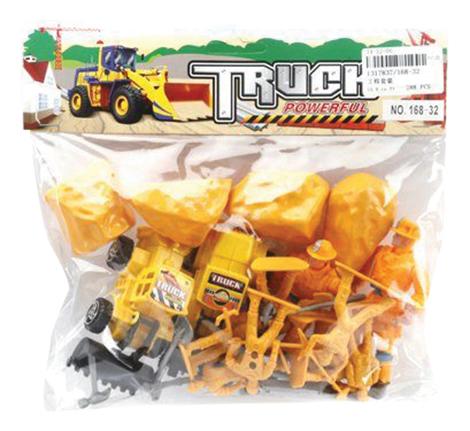 Купить Спецтехника Truck Строители 168-32, Спецтехника Shantou Gepai Truck Строители 168-32, Строительная техника