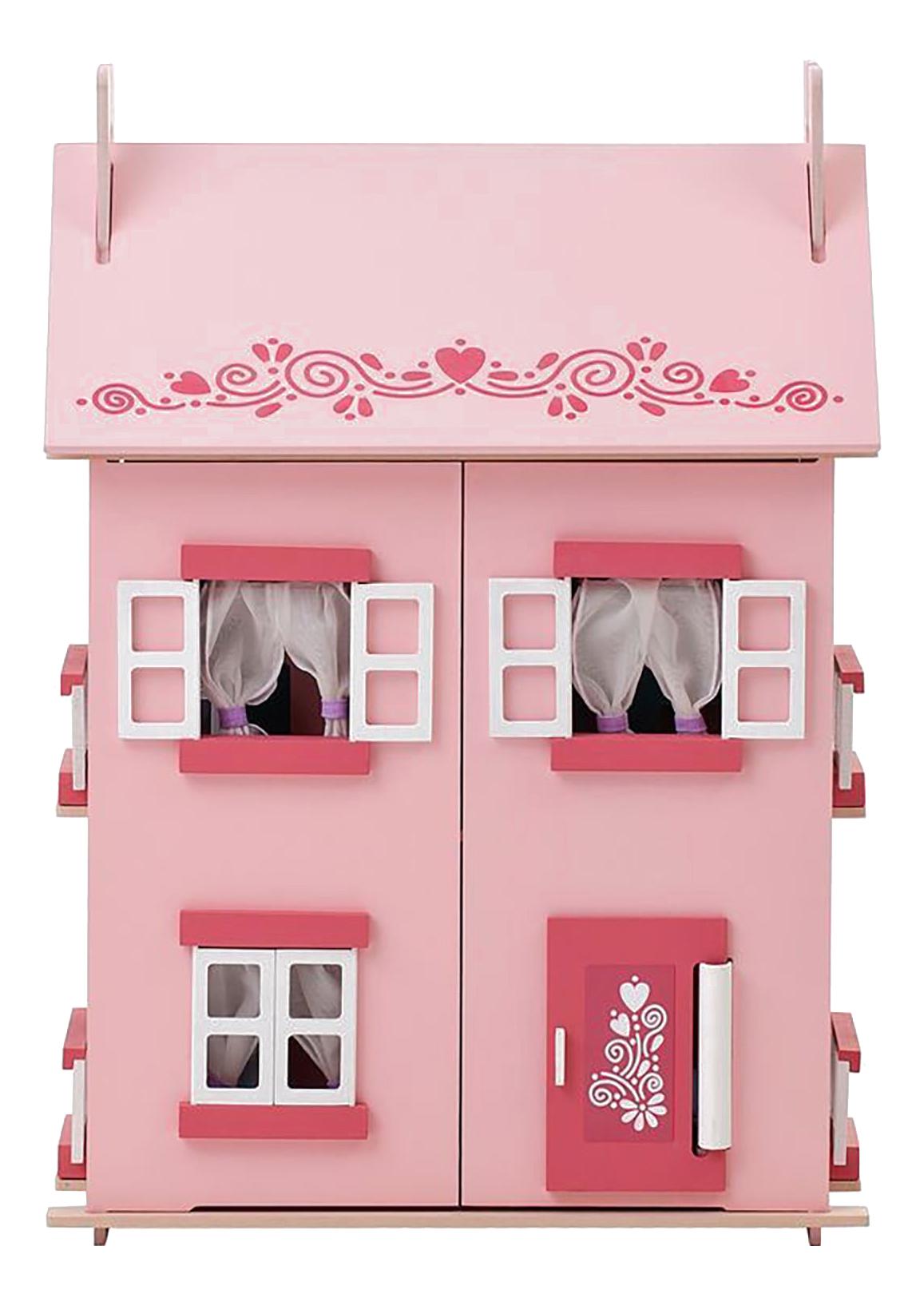 Кукольный домик Paremo Милана с мебелью PD115-01, Кукольные домики  - купить со скидкой