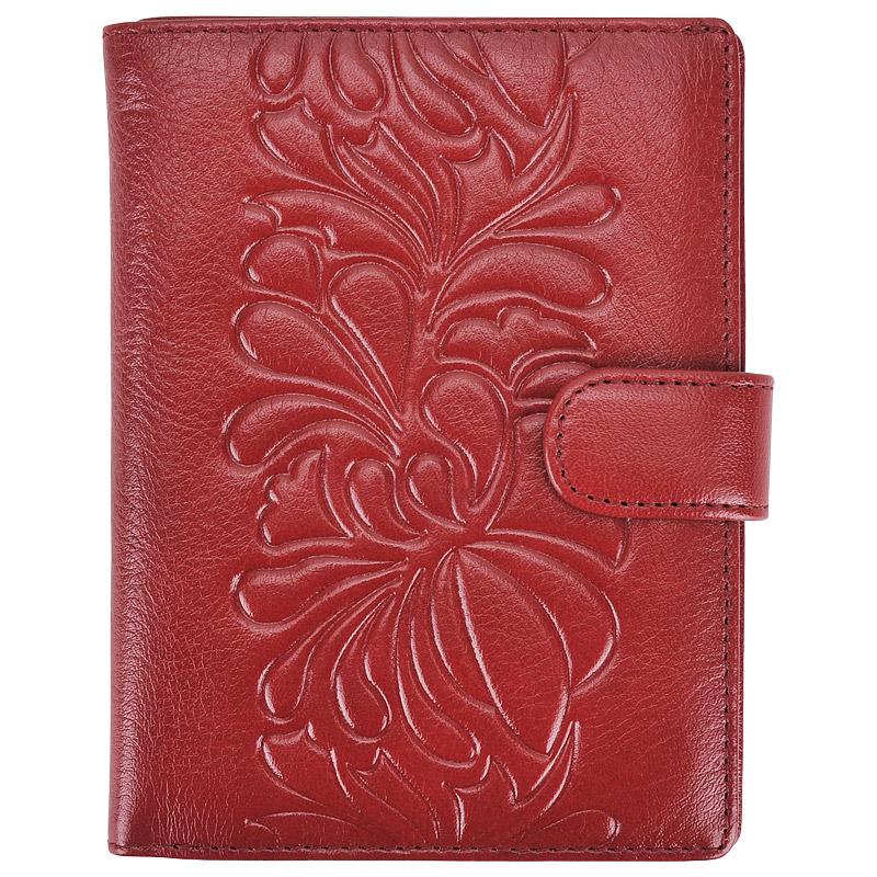 Обложка для паспорта и автодокументов Dr, Koffer X510137-117-03