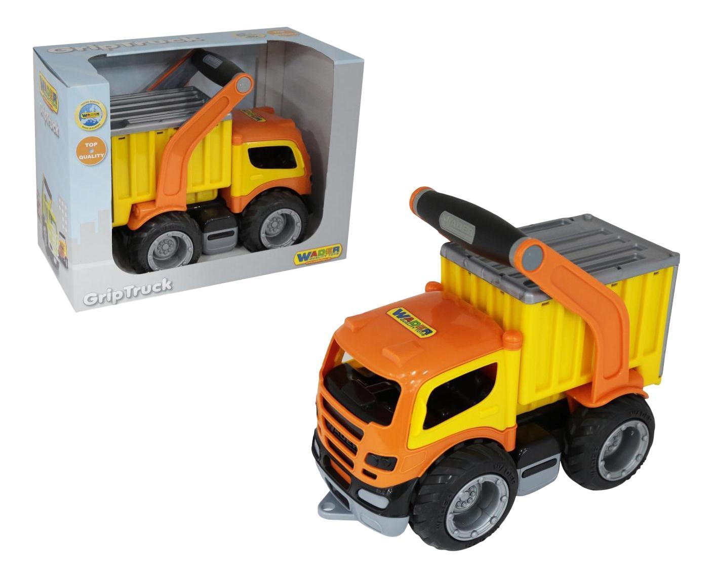 Автомобиль контейнеровоз ГрипТрак Wader 37435