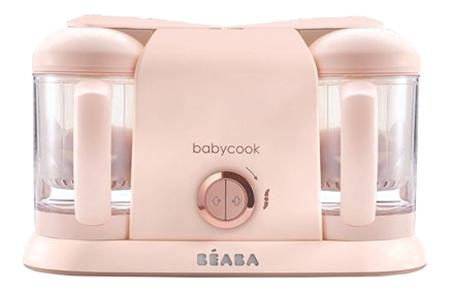 Пароварка-блендер BEABA Пароварка-блендер Babycook Plus фото