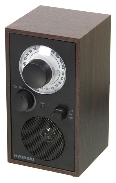 Радиоприемник Hyundai H SRS140