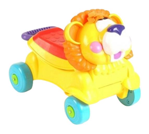 Купить Средняя, Машина каталка лев Shantou Gepai A192 H36003, Каталки детские