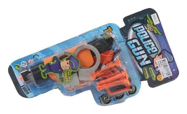 Купить Набор полицейского Shenzhen Toys Gunman К37213, Детские наборы полицейского