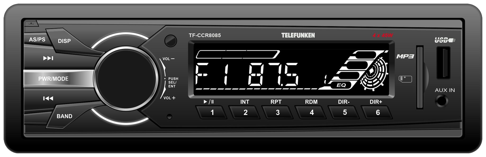 CAM Telefunken TF-CCR8085