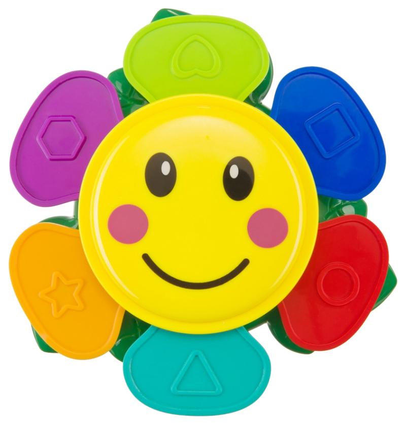 Набор игрушек для ванной Flower Puzzle Happy Baby