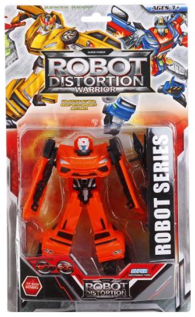 Трансформер робот Shantou Gepai Robot Distortion