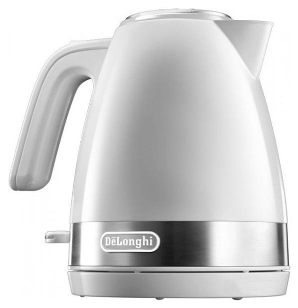 Чайник электрический DeLonghi KBLA 2000 White
