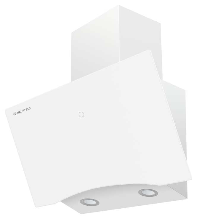 Вытяжка наклонная MAUNFELD TEFFI 60 White