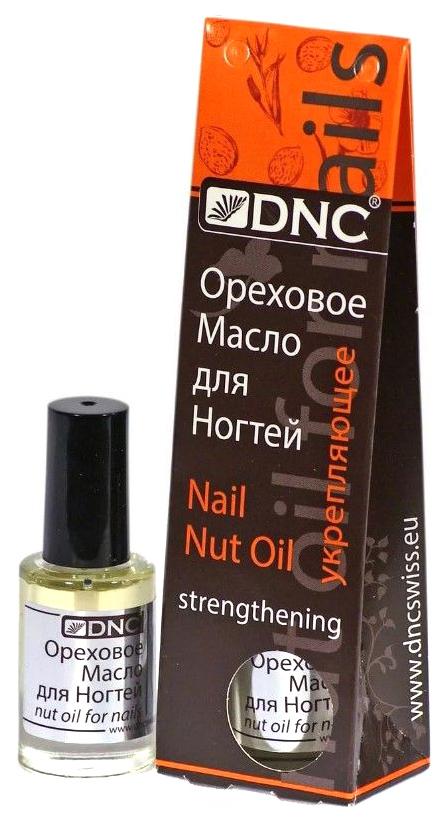 Ореховое масло для ногтей DNC укрепляющее,