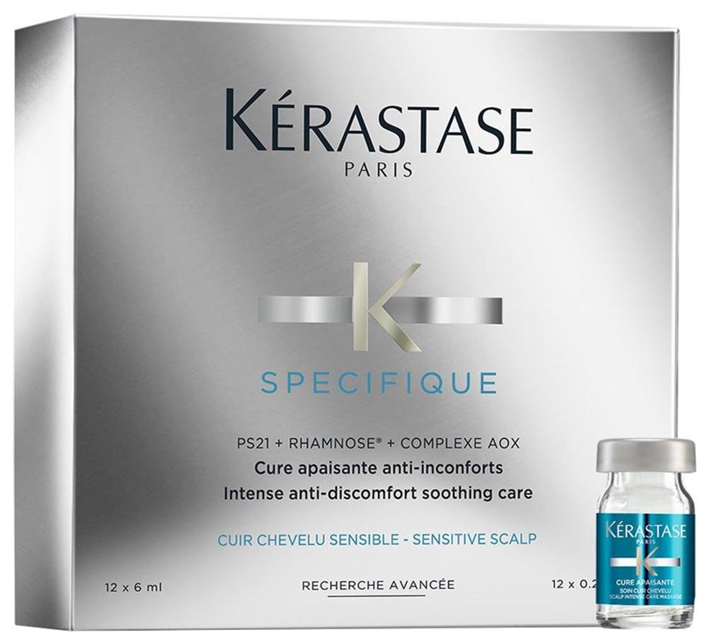 Ампулы для волос Kerastase Specifique для чувствительной кожи