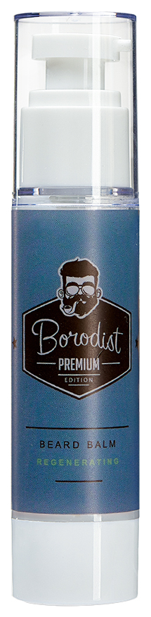 Бальзам для бороды Borodist Regenerating Beard Balm