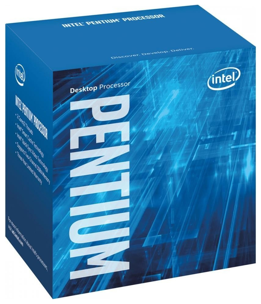 Процессор Intel Pentium G4500 Box