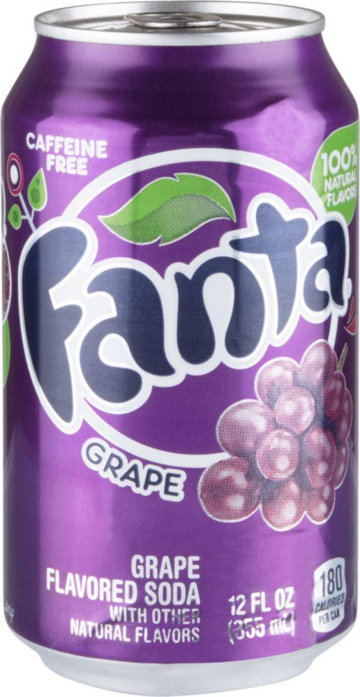 Газированные напитки Fanta — отзывы, цена, где купить