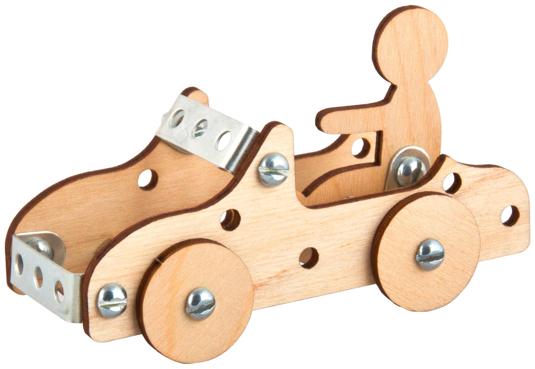 Конструктор деревянный Десятое королевство