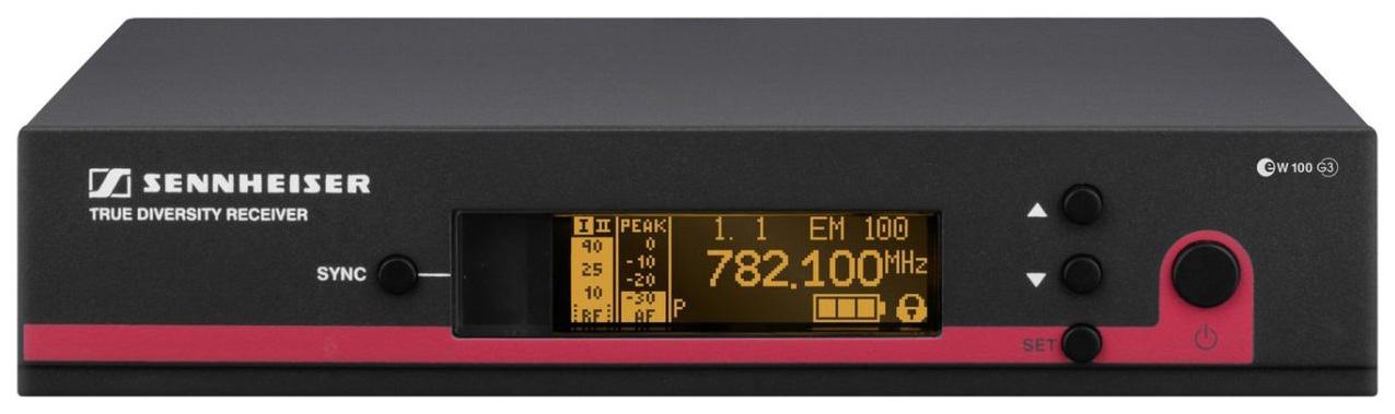 Радиоприемник Sennheiser EM 100 G3 B X