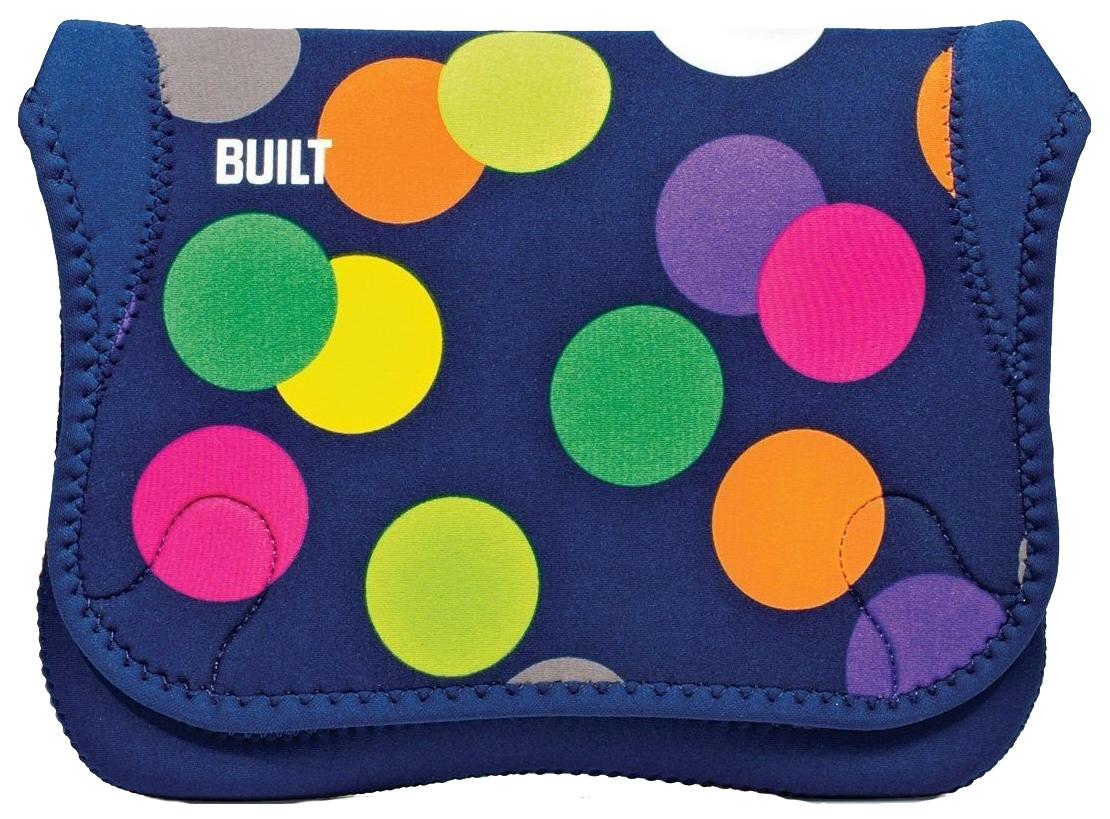 Чехол BUILT Tablet Envelope Scatter Dot универсальный 10 Multicolored  - купить со скидкой