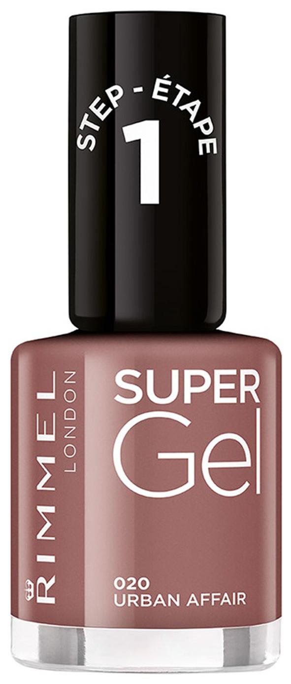 Лак для ногтей Rimmel Super Gel Urban