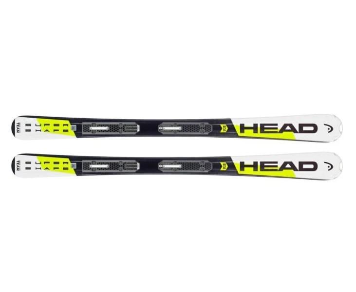 Горные лыжи HEAD Supershape Team SLR 2 + SLR 7.5 AC 2019, 127 см фото