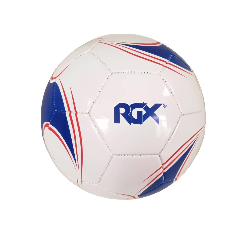 Футбольный мяч Rgx RGX-FB-1701 №5 blue фото