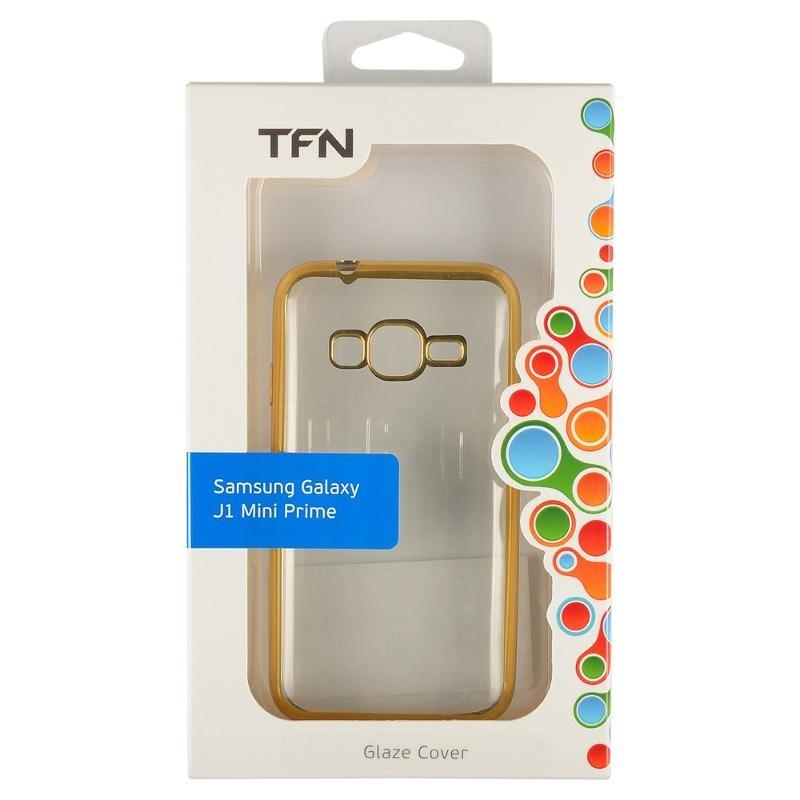 Чехол TFN для Samsung J106 Glaze Gold