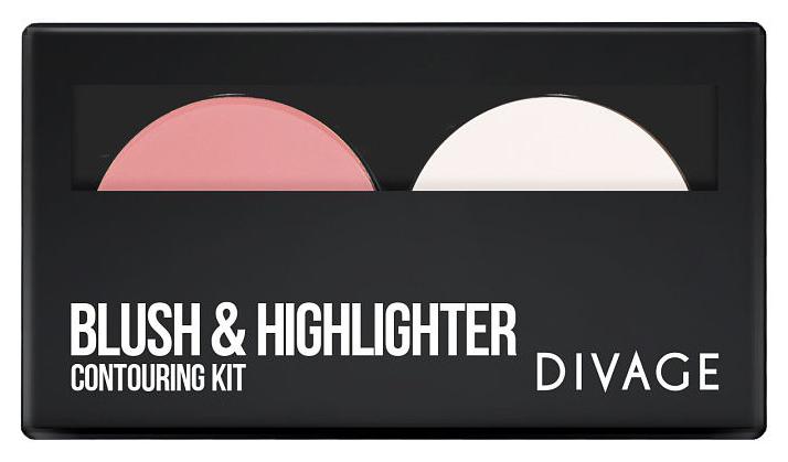 Набор для макияжа Divage Contouring Kit