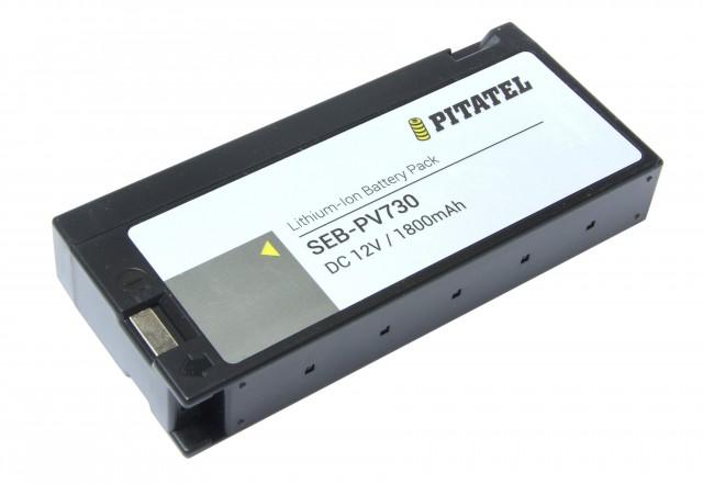 Аккумулятор Pitatel SEB-PV730 для Canon CR/CV Series, JVC GS Series, Olympus/ Panasonic  - купить со скидкой