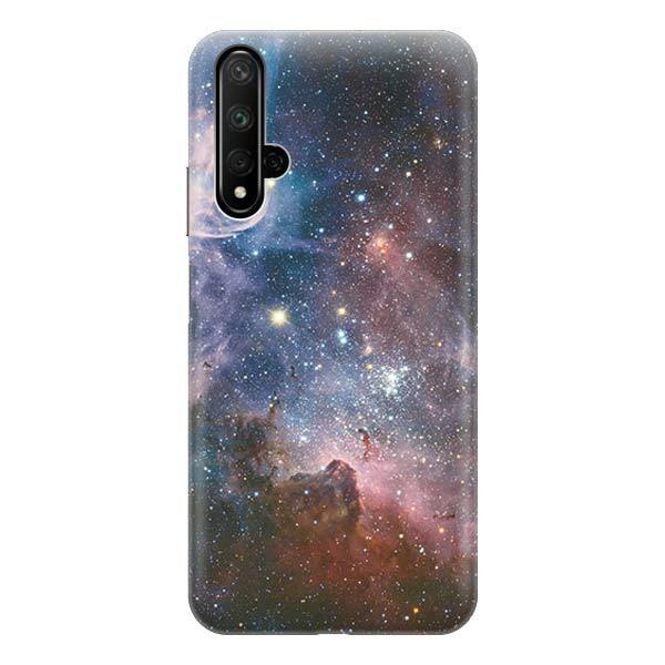 Чехол Gosso Cases для Huawei Honor 20 «Космос»