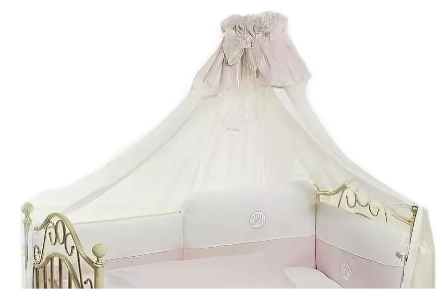 Купить FERETTI Балдахин Petit Bebe, цвет: pink/розовый 00-0010525,