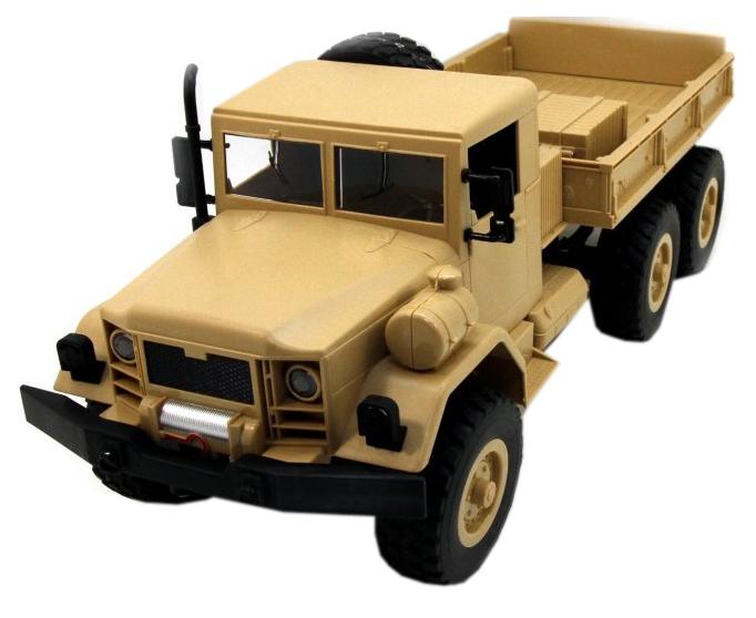 Машина на ру BALBI RCM-7102-Y Грузовик бежевый