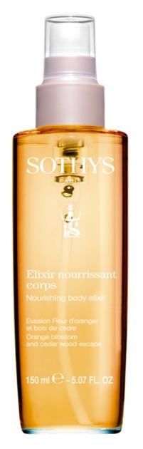 Купить Средство для тела Sothys Paris Nourishing Body Elixir 100 мл