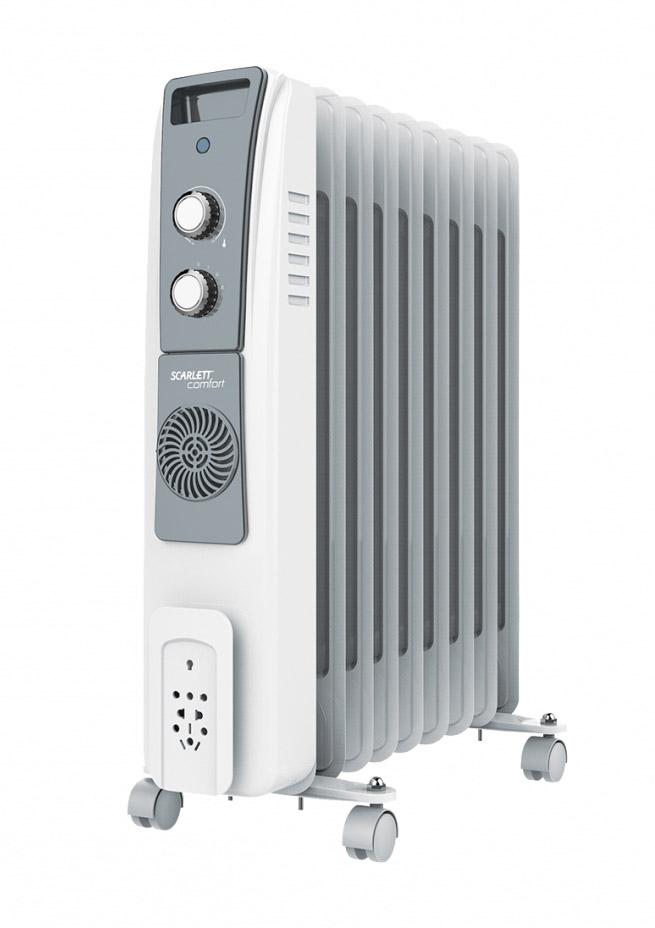 Радиатор Scarlett SC 51.2409 S5 White