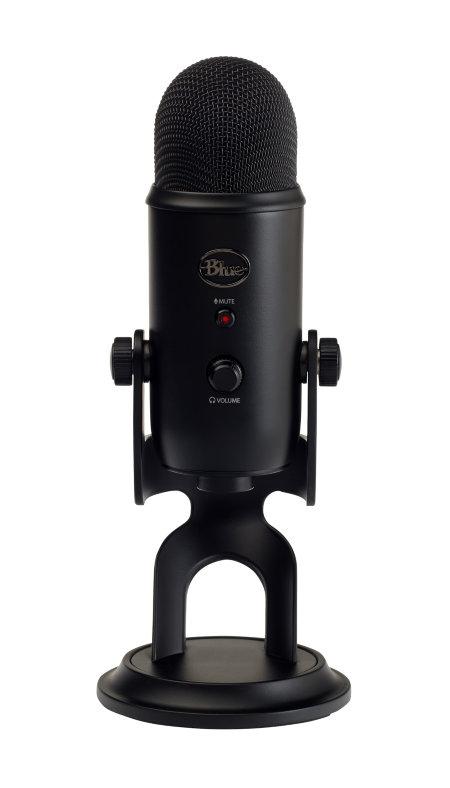 Микрофон Blue Microphones Yeti X Black
